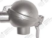 Cabezal de aluminio de uso general
